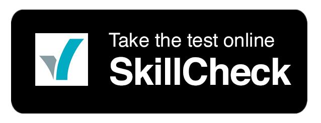 SkillCheck web